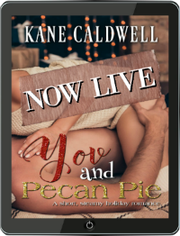 You and Pecan Pie tablet- Now Live email