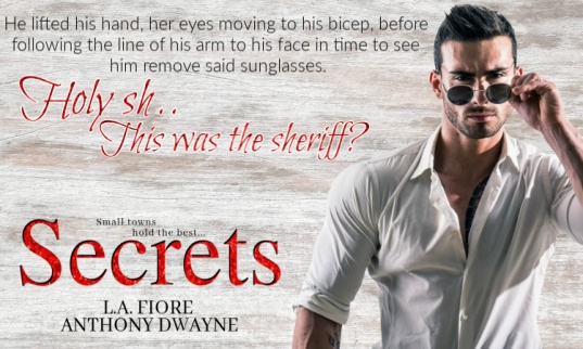 Secrets teaser- release